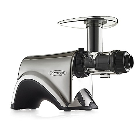 Buy Omega Masticating Juicer & Nutrition System in Stainless Steel from Bed Bath & Beyond