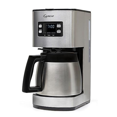 Capresso Coffee Maker St