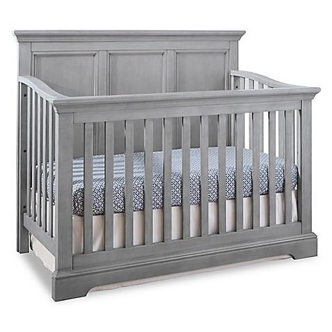 westwood design hanley 4 in 1 convertible crib in cloud. Black Bedroom Furniture Sets. Home Design Ideas