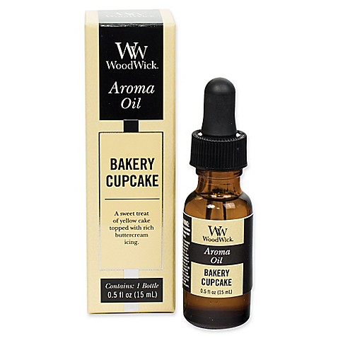 WoodWick® Aroma Oil in Bakery Cupcake at Bed Bath & Beyond in Cypress, TX | Tuggl