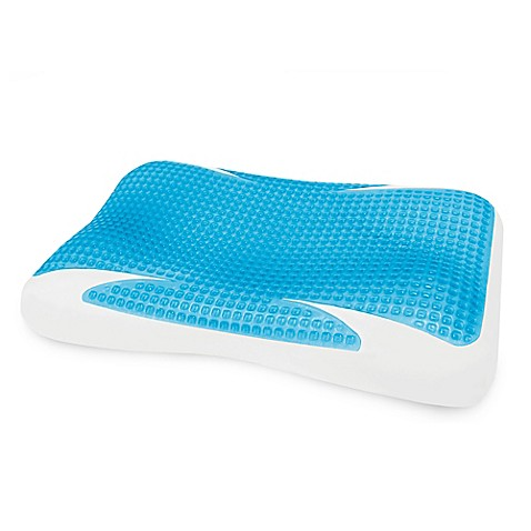 Therapedic® GelMAX™ Contour Pillow at Bed Bath & Beyond in Cypress, TX | Tuggl