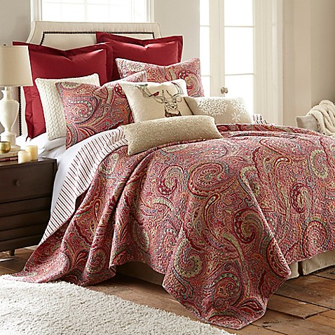 Paisley Baby Bedding Sets