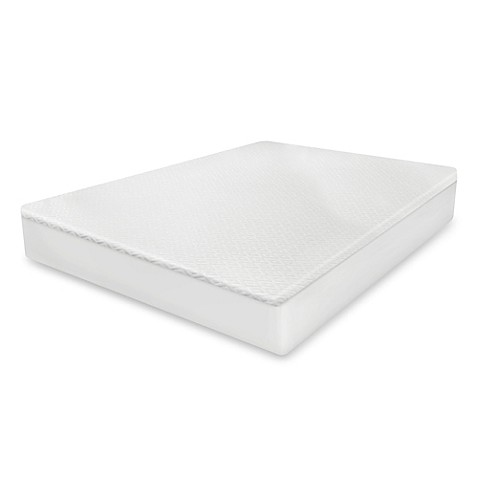 Therapedic® MICROBAN® Antimicrobial and Waterproof Mattress Protector in White at Bed Bath & Beyond in Cypress, TX | Tuggl
