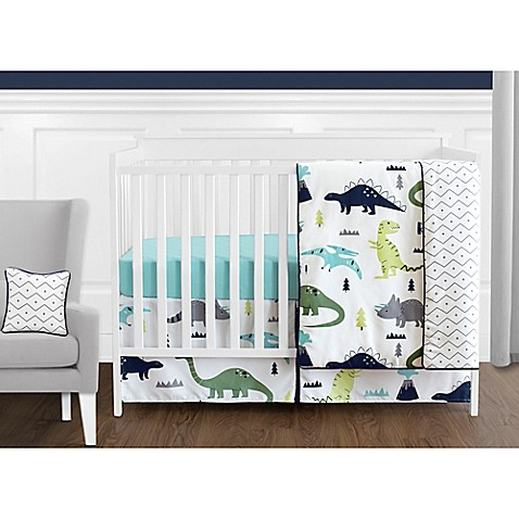 Buy Sweet Jojo Designs Mod Dinosaur 11 Piece Crib Bedding