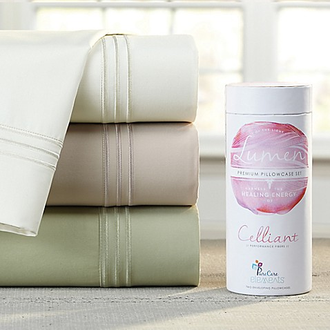 PureCare® Celliant 400-Thread-Count Sheet Set at Bed Bath & Beyond in Cypress, TX | Tuggl