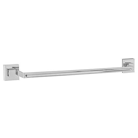 buy wenko vacuum loc quadro towel rail in chrome from bed bath beyond. Black Bedroom Furniture Sets. Home Design Ideas