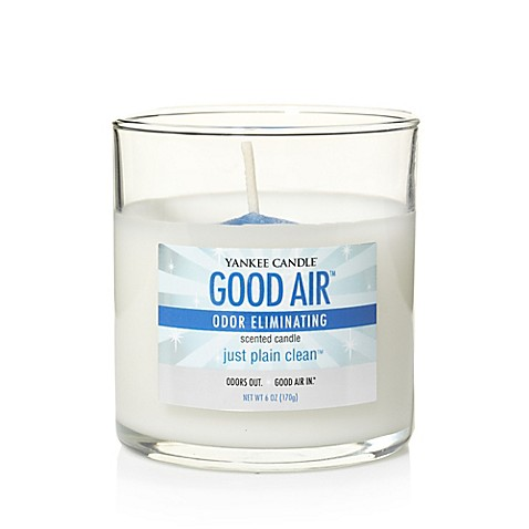 Yankee Candle Good Air™ Odor Eliminating Candle Tumbler