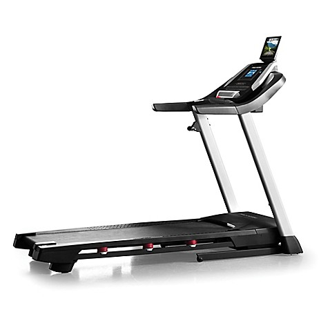 ProForm® 705 CST Treadmill in Black at Bed Bath & Beyond in Cypress, TX | Tuggl