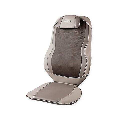 HoMedics® Total Back Triple Shiatsu Massage Cushion | Tuggl