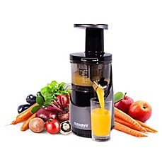 Nuwave Nutrimaster Slow Juicer : Masticating Juicers, Citrus Juicers & Slow Juice Extractors - Bed Bath & Beyond