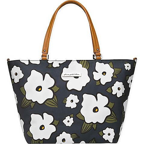 petunia pickle bottom altogether tote diaper bag in fields of featherstone buybuy baby. Black Bedroom Furniture Sets. Home Design Ideas