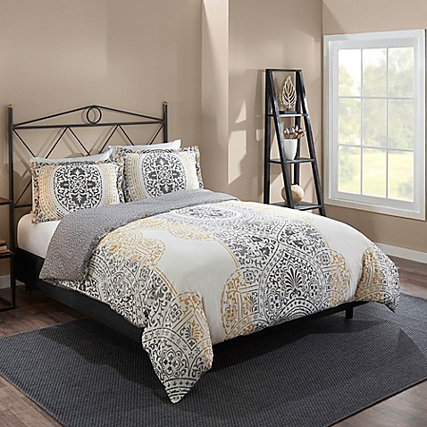 Buy Marble Hill Lacey Reversible Full Queen Comforter Set