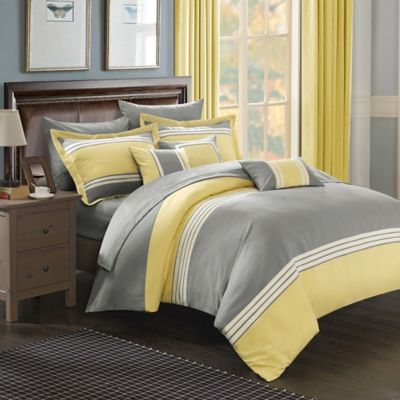 Chic Home Karsa Comforter Set by Bed Bath And Beyond