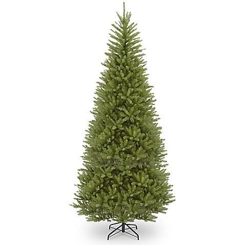 National Tree Company 14-Foot Dunhill Fir Slim Artificial Christmas Tree