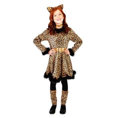 Костюм леопарда своими руками 4