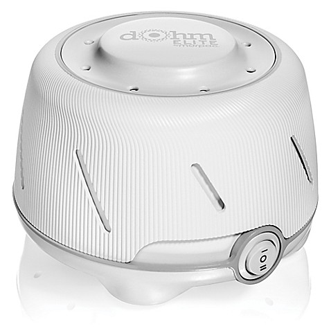 Marpac The Original Sound Conditioner Dohm Elite White Noise Machine at Bed Bath & Beyond in Cypress, TX | Tuggl