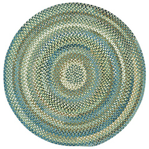 Buy capel rugs kill devil hill braided 9 foot 6 inch round for Where to buy round rugs