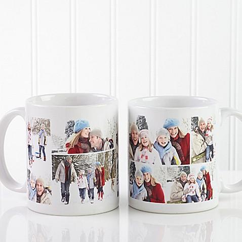 Create a Collage 11 oz. Coffee Mug at Bed Bath & Beyond in Cypress, TX | Tuggl