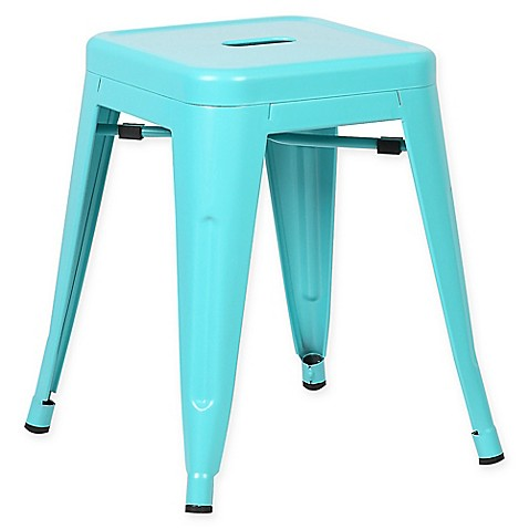 Poly and Bark Trattoria 18-Inch Stool at Bed Bath & Beyond in Cypress, TX   Tuggl