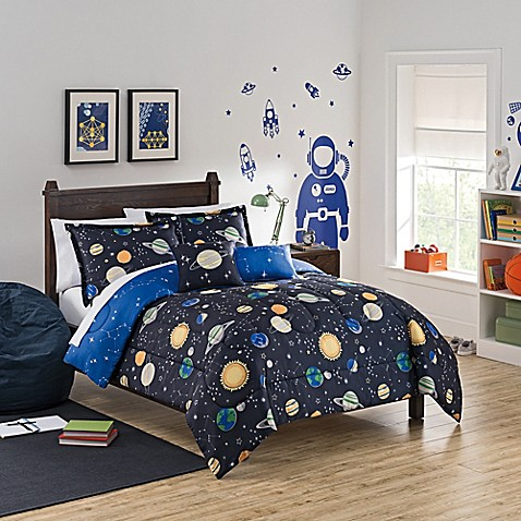 Waverly Space Adventure Comforter Set Bed Bath Amp Beyond