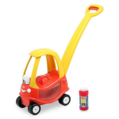 Little tikes cozy coupe go bubbles buybuy baby for Little tikes 2 in 1 buildin to learn motor workshop