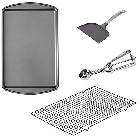 Wilton® Cookie Baking Set With Scoop by Bed Bath And Beyond