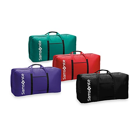 ... More > Luggage > Luggage Totes & Duffels > Samsonite® Tote-a-Ton Bag