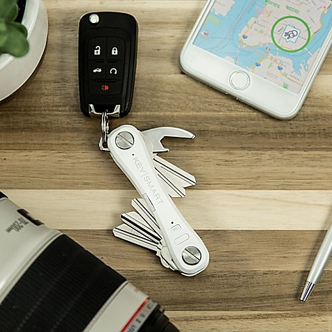 Key Smart® Pro Organizer With Tile™ Smart Location by Bed Bath And Beyond