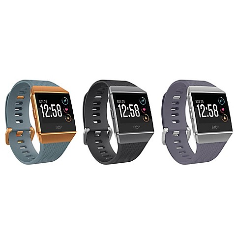 Fitbit® Ionic™ Smart Watch at Bed Bath & Beyond in Cypress, TX | Tuggl