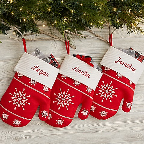 Personalized Baby Christmas Stockings