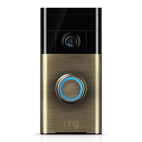 Ring Video Doorbell at Bed Bath & Beyond in Cypress, TX | Tuggl