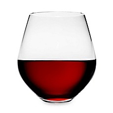Stemless wine glasses bed bath beyond - Lenox stemless red wine glasses ...