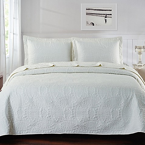 De Moocci Chinese Coin Coverlet Set at Bed Bath & Beyond in Cypress, TX | Tuggl