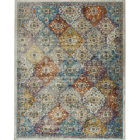 Parlin by Nicole Miller Patchwork Area Rug at Bed Bath & Beyond in Cypress, TX | Tuggl