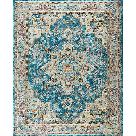 Parlin by Nicole Miller Medallion Area Rug at Bed Bath & Beyond in Cypress, TX | Tuggl