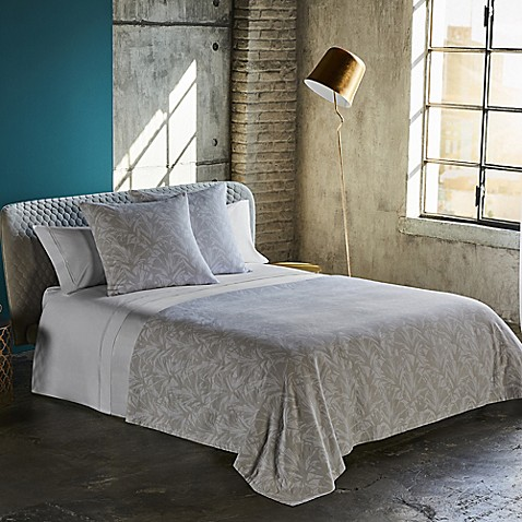 Frette At Home Versilia Coverlet at Bed Bath & Beyond in Cypress, TX | Tuggl