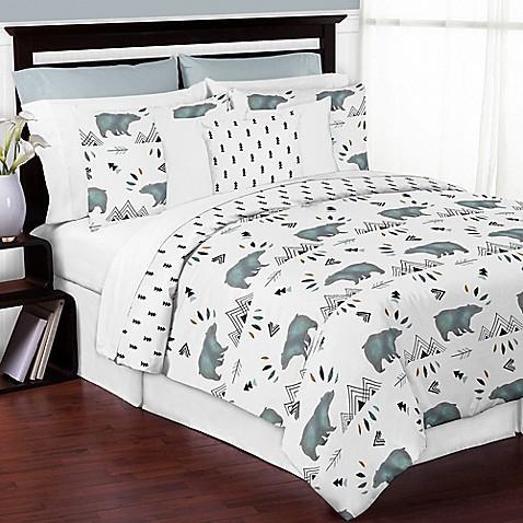 Sweet Jojo Toddler Bedding Sets