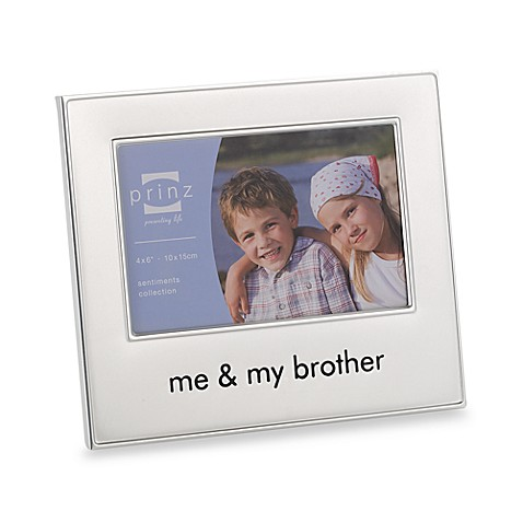 special picture frames for brothers № 766