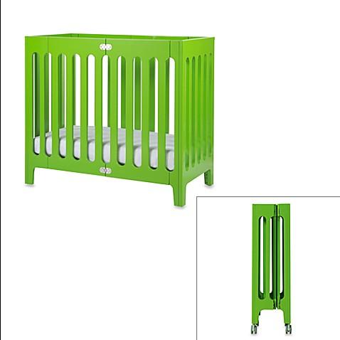 Buy Bloom 174 Baby Alma Urban Folding Cot Mini Crib In Gala