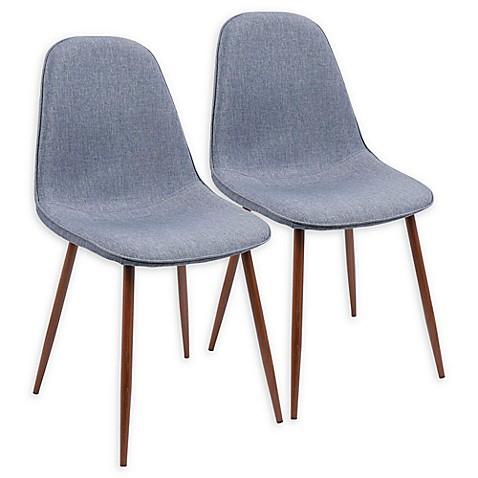 LumiSource Pebble Dining Side Chairs (Set of 2) at Bed Bath & Beyond in Cypress, TX   Tuggl