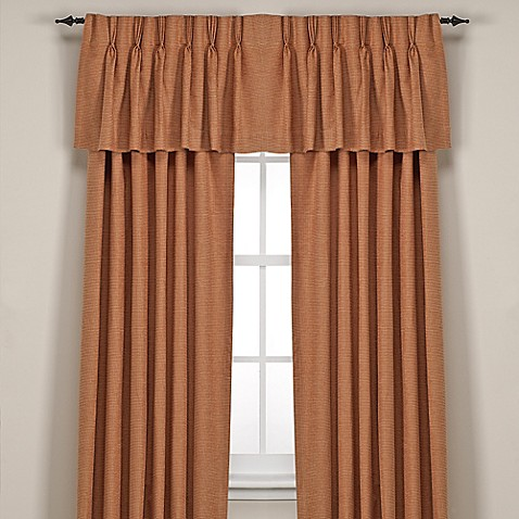 Union Square Pinch Pleat Window Curtain Panel In Khaki Bed Bath Beyond