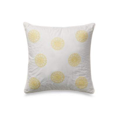 Dena Home Basic 16-Inch Square Throw Pillow - Bed Bath & Beyond
