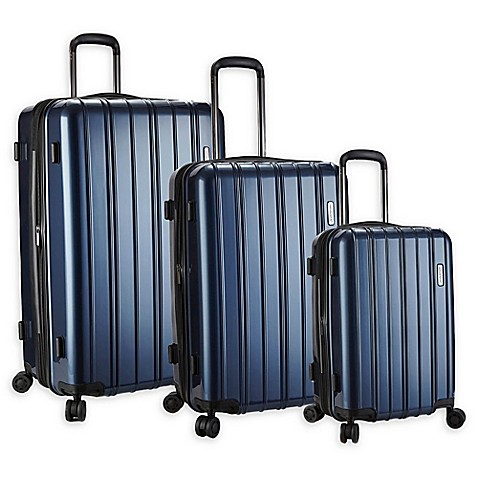 Latitude 40°N™ Ascent Hardside Expandable Rolling Collection by Bed Bath And Beyond