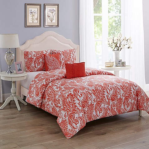 Wonder Home Bhea Paisley Comforter Set at Bed Bath & Beyond in Cypress, TX | Tuggl