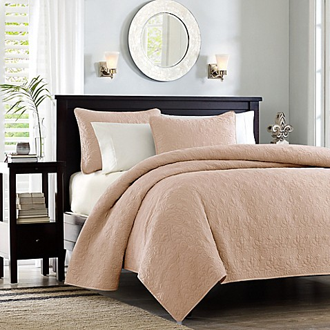 Madison Park Quebec Coverlet Set at Bed Bath & Beyond in Cypress, TX | Tuggl