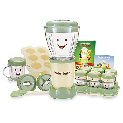 Magic Bullet 174 The Original Baby Bullet 4 Cup Food