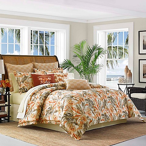 Tommy Bahama® Kamari Reversible Comforter Set at Bed Bath & Beyond in Cypress, TX | Tuggl