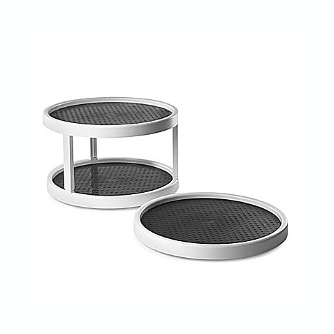 Copco Non Skid Cabinet Lazy Susan by Bed Bath And Beyond