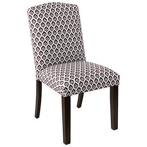 Skyline Furniture Linen Upholstered Dining Chair at Bed Bath & Beyond in Cypress, TX   Tuggl