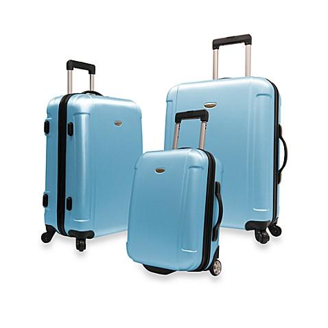 Buy Travelers Freedom 3 Piece Hardside Spinner Luggage